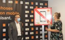 La Réunion: Orange et la préfecture s'unissent pour une Campagne de communication sur la sensibilisation et la prévention des dangers du téléphone au volant