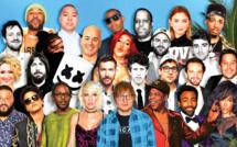 La station caribéenne qui reçoit des chansons venant des labels et d'artistes