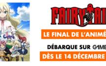 FAIRY TAIL, le final de l'animé culte dés le 14 décembre en VF sur Game One