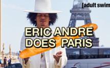Eric Andre à Paris dans un épisode spécial de THE ERIC ANDRE SHOW, le 25 décembre sur Adult Swim