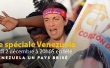 Le Venezuela à l'honneur ce soir sur Guyane La 1ère