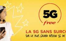 Free lance la 5G sans surcoût