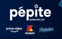 """Prime Video, accompagné par Initiative, et Konbini  s'associent pour lancer """"Pépite"""""""