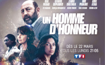 """La série évènement """"Un homme d'honneur"""" débarque dés le 22 mars sur TF1"""