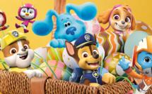 Nickelodeon Junior fait le plein de nouveautés pour les vacances de Pâques