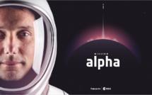 Départ de Thomas Pesquet vers la Station spatiale internationale, édition spéciale sur les antennes linéaires et numériques de France Télévisions