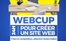 Ouverture des inscriptions du concours international Webcup 2021
