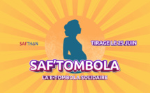[La Réunion] SAF'TOMBOLA 2021 de SAFFrance: une « e-tombola solidaire » pour agir contre l'Alcoolisation Fœtale