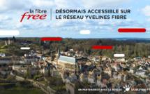 La Fibre Free désormais accessible sur le réseau Yvelines Fibre