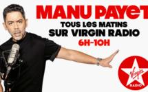 Manu Payet signe pour une deuxième saison sur Virgin Radio