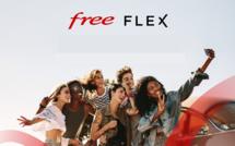 Free lance l'offre Free Flex, une nouvelle façon de s'offrir son mobile