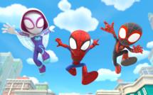 SPIDEY ET SES AMIS EXTRAORDINAIRES, la nouvelle série Marvel, arrive dés le 16 octobre sur Disney Junior
