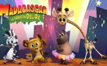 """""""Madagascar: la savane en délire"""" et la saison 24 de Pokémon débarquent en exclusivité sur la plateforme Gullimax dés le 2 septembre"""