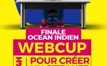 Évènement: La finale internationale de la Webcup aura lieu ce samedi