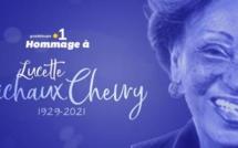 Guadeloupe La 1ère rend hommage à Lucette Michaux-Chevry sur ses trois antennes
