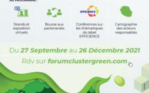 Transition écologique: Le Forum du Cluster GREEN de retour… en ligne!