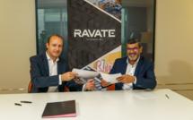 Le groupe Ravate, pionnier du ciment décarboné dans l'océan Indien : Signature d'un accord avec Hoffmann Green Technologies sur la commercialisation d'H-IONA, un produit écologique