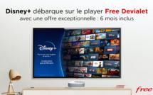 DISNEY+ désormais disponible sur Freebox Delta avec Player Devialet