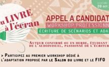 La 21ème édition du Salon du livre se tiendra du 18 au 21 novembre prochain à la Maison de la Culture (TFTN) et lance à cette occasion, en partenariat avec le FIFO un nouveau projet sur la thématique de l'adaptation : « du livre à l'écran »