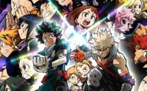 Le film My Hero Academia Heroes Rising arrive le 1er novembre sur Toonami