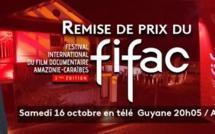 FIFAC 2021 : La remise de prix ce samedi sur les chaînes La 1ère aux Antilles-Guyane