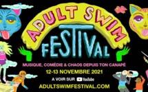 Le Festival Adult Swim 2021 débarque sur vos écrans les 12 et 13 novembre prochain