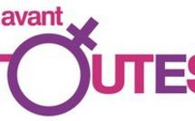 """""""En avant toutes"""": France Télévisions mobilise ses chaînes à l'occasion de la Journée internationale de la femme."""