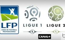 2016-2020: Attribution des lots des appels à candidatures de la Ligue 1 et de la Ligue 2 à Canal+ et à BeIN Sports