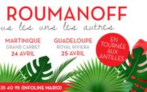 Anne Roumanoff en tournée aux Antilles