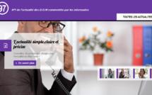 Lancement d'un nouveau site d'information dans les DOM