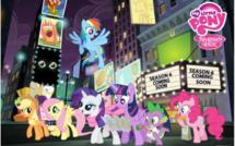 """Les épisodes inédits de """"My Little Pony, les amis sont magique"""", le lundi de Pentecôte sur TIJI"""