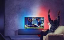 L'Ambilight TV App: Philips transforme le salon des supporters en terrain de l'Euro 2016