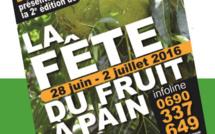 Guadeloupe: NOUVÈLVWA présente la fête du fruit à pain, du 28 Juin au 02 Juillet 2016