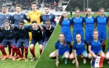 En juillet, l'Euro continue en direct sur L'Équipe 21 avec les Championnats d'Europe U19, masculin et féminin !