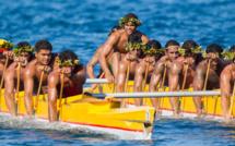 Les courses du Heiva Va'a sur Polynésie 1ère Radio
