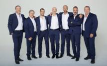 Grille de lancement de SFR Sport 1